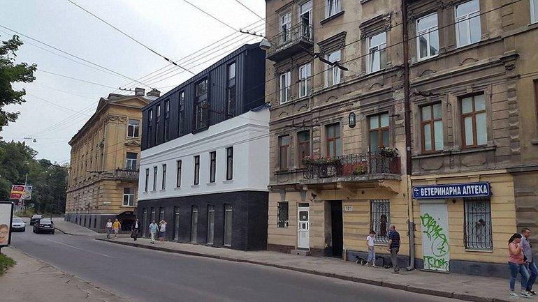"""Новый """"Театр на Подоле"""" во Львове - фото 1"""