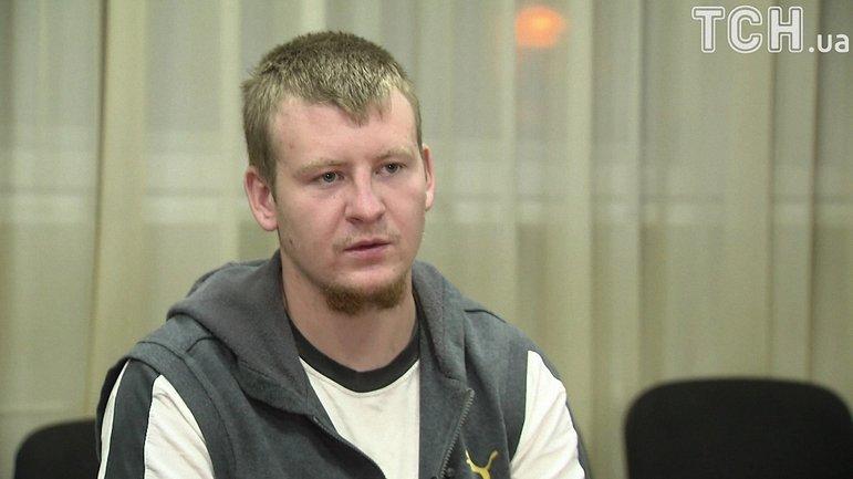 Агеев дал интервью украинскому телеканалу  - фото 1
