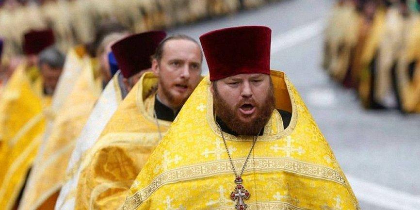 Московские попы назвали еретиками всех, кто молится на украинском языке - фото 1