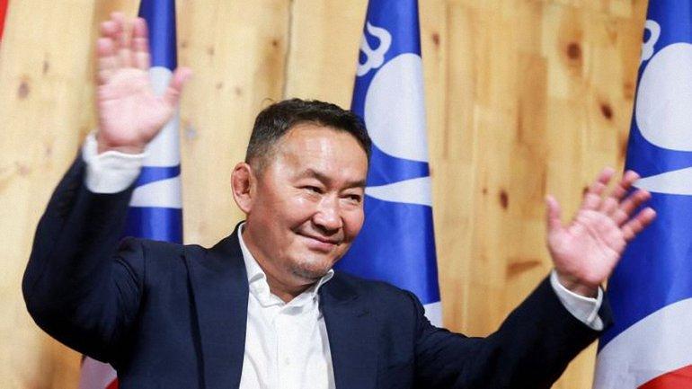 Халтмаагийн Баттулга - новый президент Монголии - фото 1