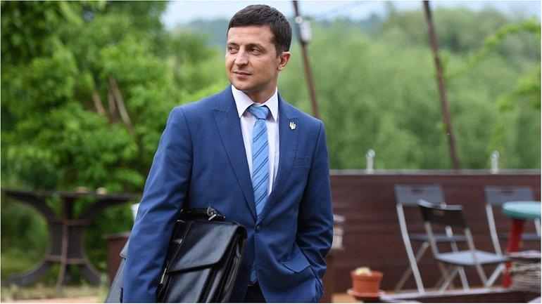 Танці з зірками 2017: Владимир Зеленский - фото 1