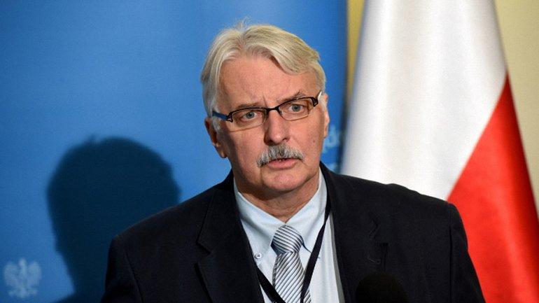 Витольд Ващиковский пригрозил правом вето в Евросоюзе - фото 1