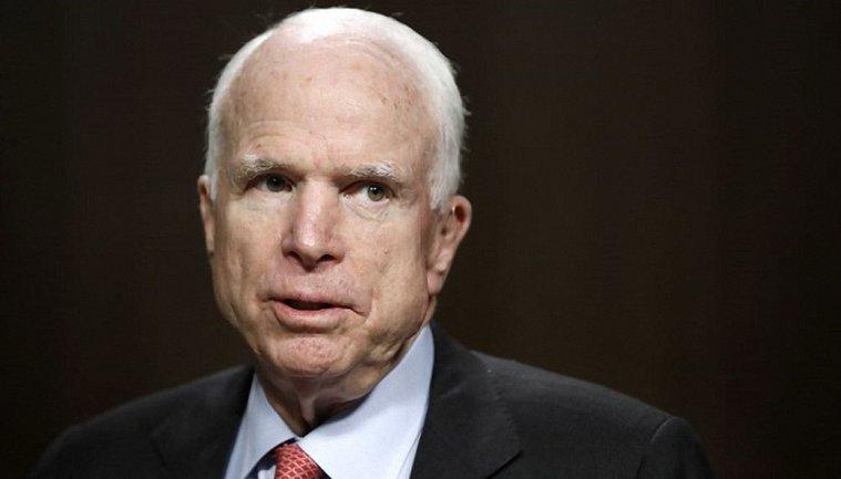 Маккейн с нетерпением желает вернуться к работе в Сенате - фото 1