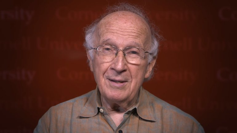 Роалд Хоффман родился 18 июля 1937 года - фото 1