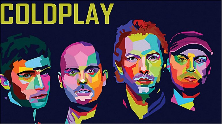 Coldplay - фото 1