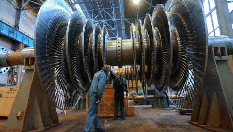 Российское предприятие работало вместе с Siemens над турбинами в РФ - фото 1
