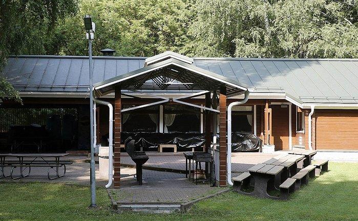 Резиденция посольства США в Серебряном Бору - фото 1