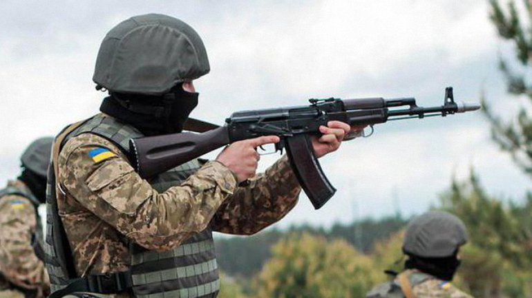 Бойцы ВСУ дали оккупантам по зубам - фото 1