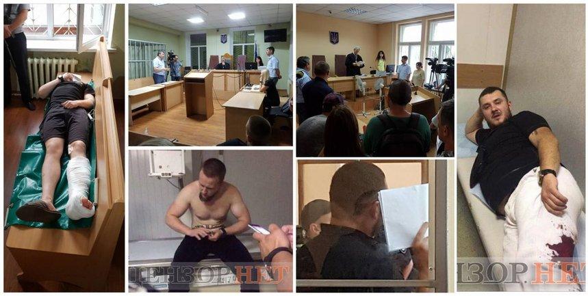 Подозреваемые в стрельбе в Днепре рассказали свою версию событий - фото 1