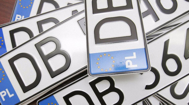 В Украине выросло количество автомобилей на иностранных номерах - фото 1