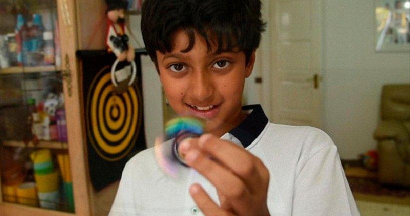 В 2,5 года Арнав Шарма свободно считал до 100 - фото 1