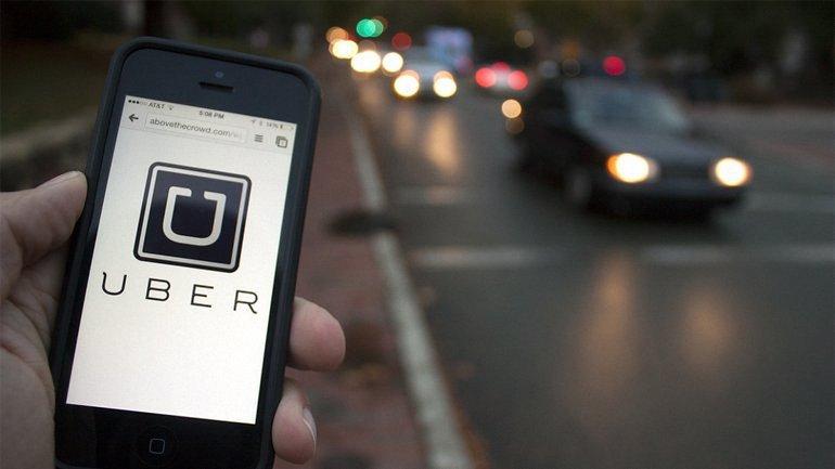 Uber работает в 6 городах Украины - фото 1