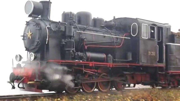 Паровоз ГР-280 запустят на Закарпатье  - фото 1
