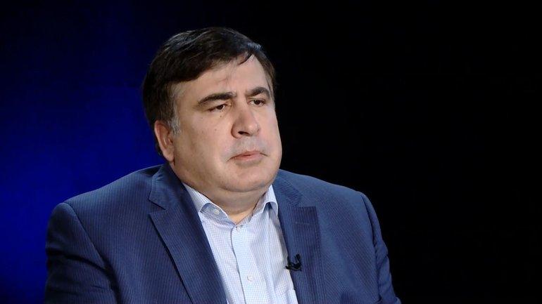 """Грузия хочет """"достать"""" Саакашвили из любой страны - фото 1"""