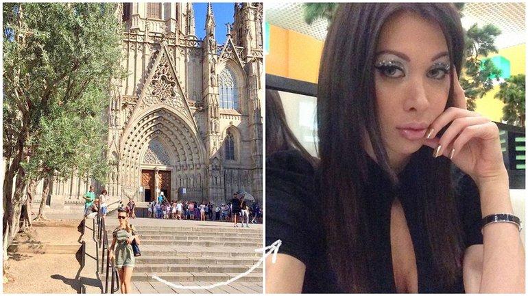 Невестка Гонтаревой отдыхает в Испании - фото 1