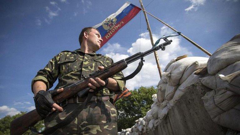 Боевики бегут с передовой с боями - фото 1
