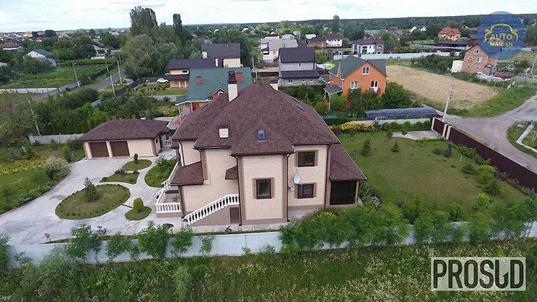400 кв.м. - будинок працівниці ГПУ Олени Жукової - фото 1