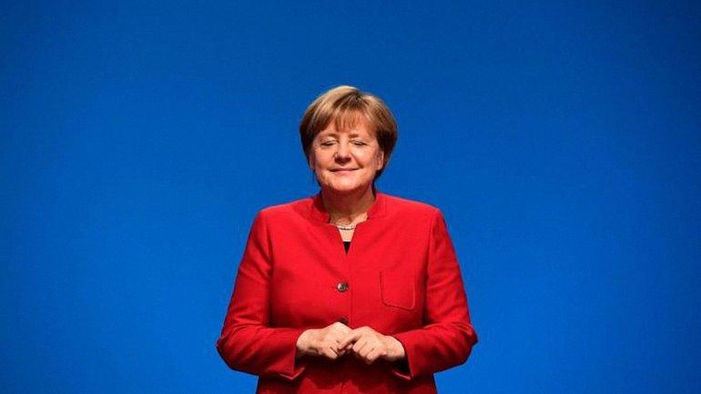 Ангела Меркель - вновь в центре внимания - фото 1