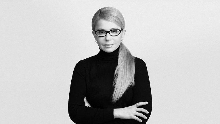 Тимошенко следит за трендами - фото 1