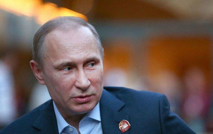 Владимир Путин - фото 1