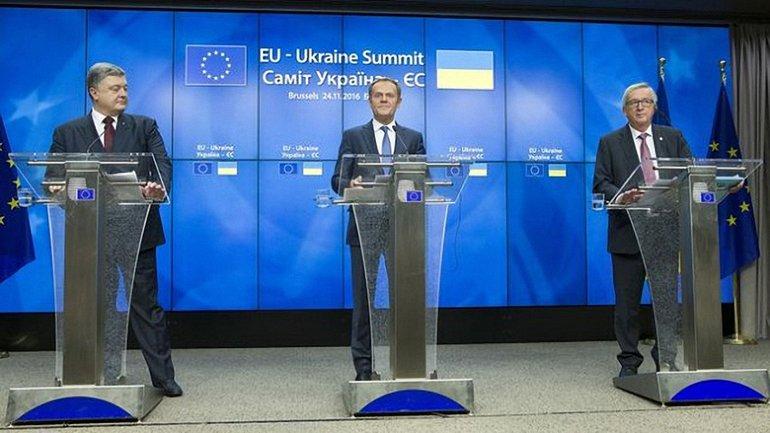Саммит Украина-ЕС 2017: все запланированые проекты стали бесполезными - фото 1
