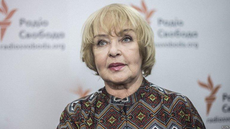 Актриса и преподаватель Ада Роговцева празднует 80-ти летие - фото 1