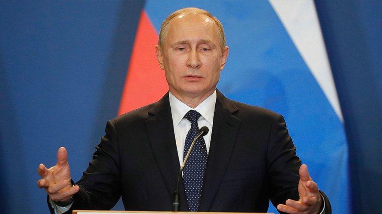 Путин говорит, что ведет себя сдержанно - фото 1