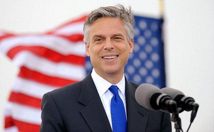 Хантсманн был губернатором штата Юта - фото 1