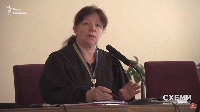 Суддя Валентина Декаленко відома з часів Майдану - фото 1