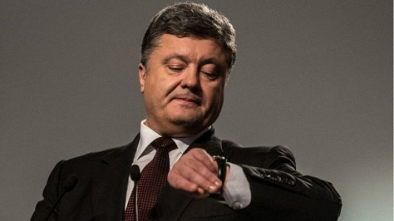 Во время разговора Порошенко потребует прекращения огня - фото 1