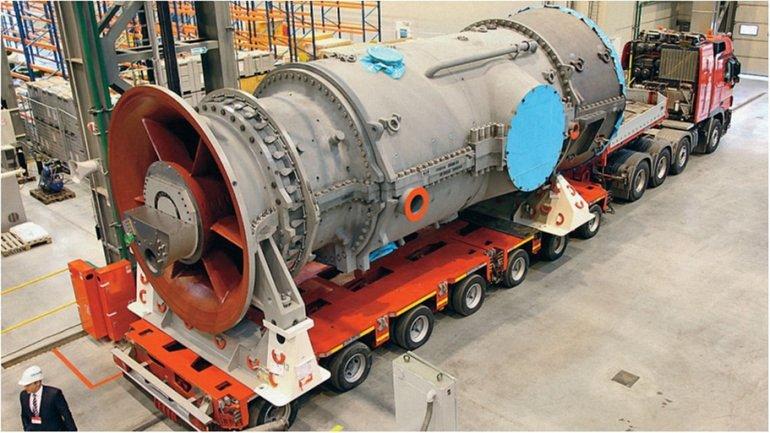 Россия завезла турбины вопреки санкциям - фото 1