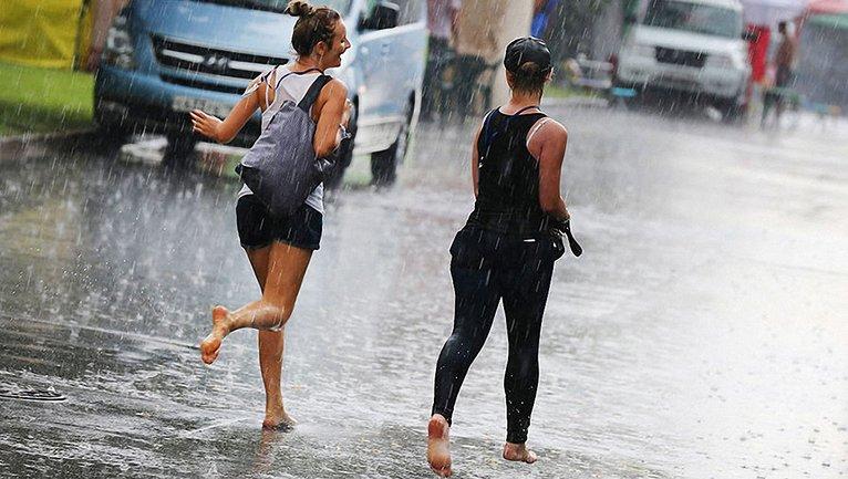 В Украину идут дожди - фото 1