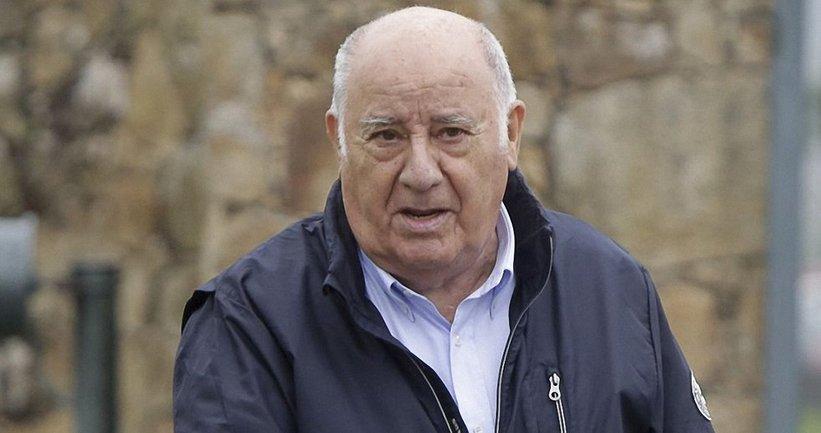 Амансио Ортега, владелец  Zara и концерна Inditex, стал самым богатым человеком имра  - фото 1