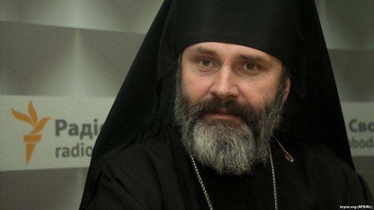 Архиепископ Климент пострадал от действий оккупантов - фото 1