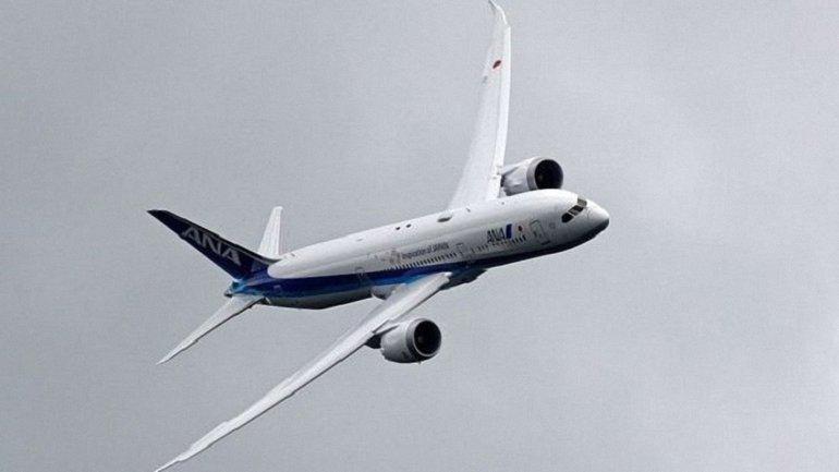 """Boeing 787"" Dreamliner- пассажирский самолет - фото 1"