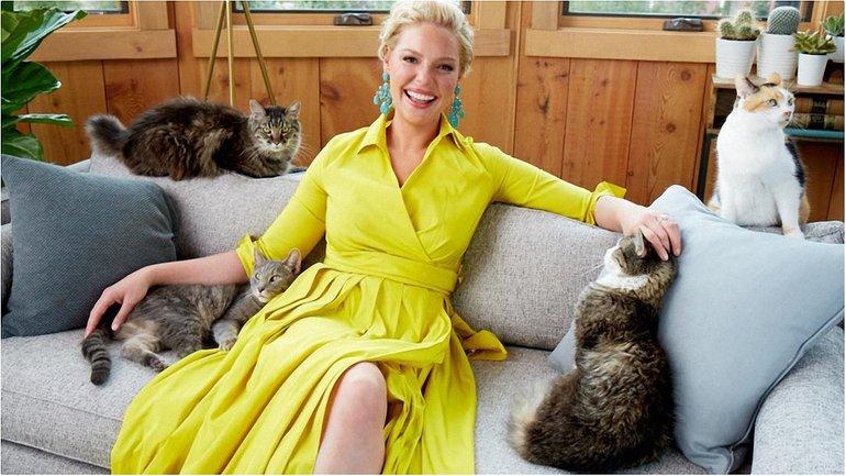 Кэтрин Хайгл рассказала, как быстро похудела - фото 1