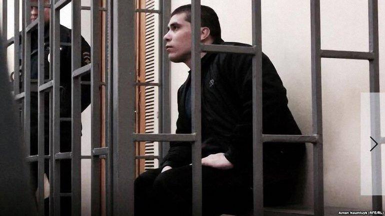 Редвану Сулейманову дали год и восемь месяцев по сфабрикованному делу - фото 1