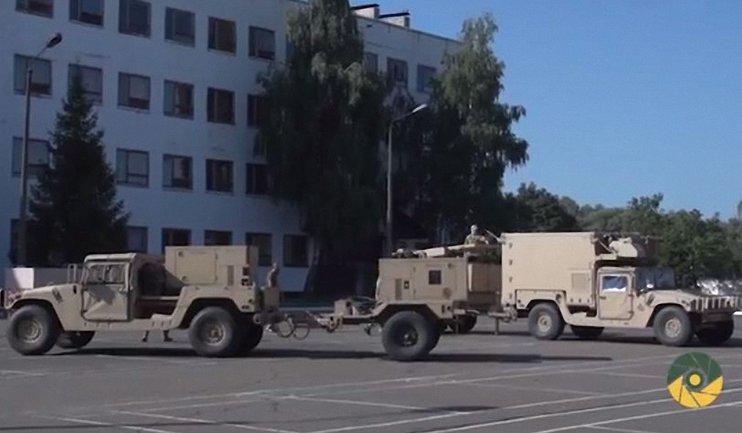 США передали Украине РЛС  - фото 1