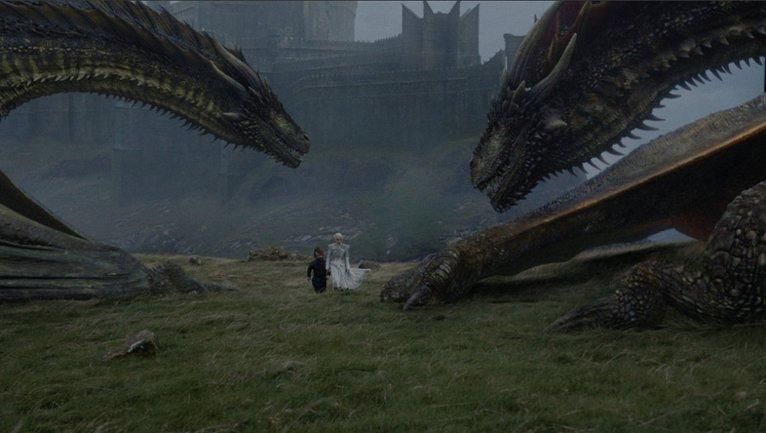 Игра Престолов 7 сезон: HBO опубликовал интригующие кадры 6 серии сериала - фото 1