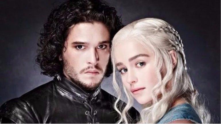 Игра престолов в 7 сезоне события накаляются, но за кадром звезды охотно дружат и фотографируются - фото 1