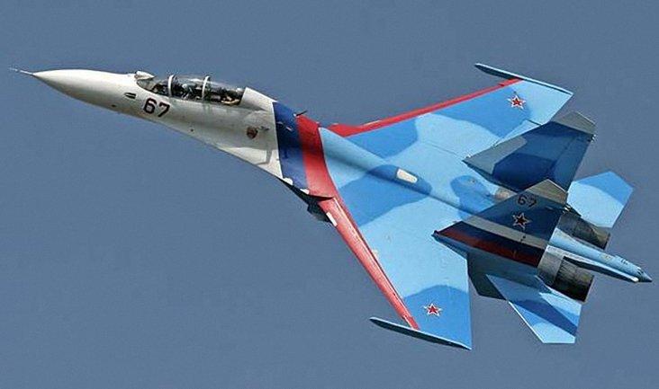 Оккупанты проводят учения с применением авиации в Крыму - фото 1