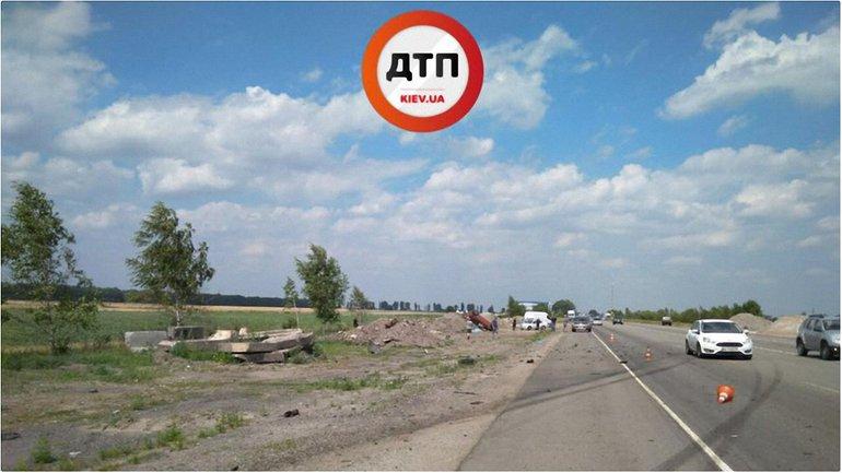 Українські дороги несуть велику небезпеку - фото 1
