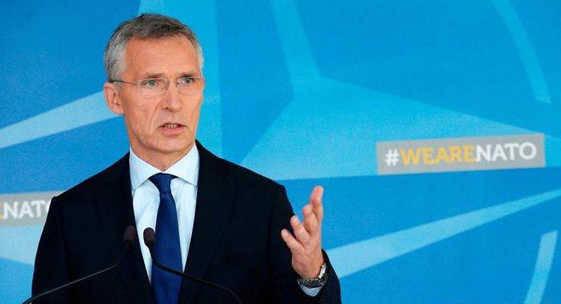 Йенс Столтенберг обвинил Россию в подрыве безопасности Европы - фото 1
