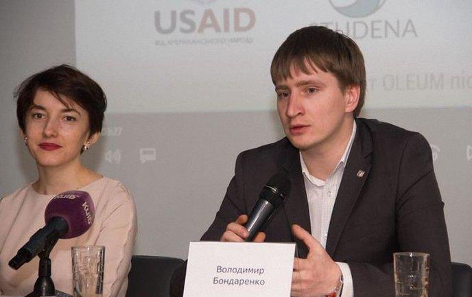 У Владимира Бондаренко поддельный диплом  - фото 1