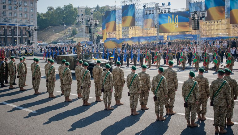 Парад на День Независимости Украины 2017 пройдет в Киеве - фото 1