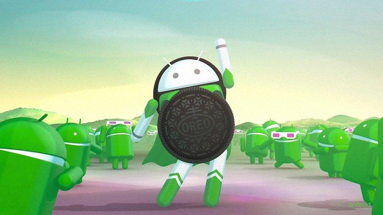"""Новая Android 8.0 с названием печенек """"Oreo"""" - фото 1"""