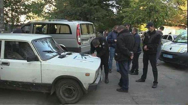 Полицейские провели задержание банды грабителей - фото 1