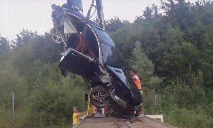 Водитель авто, в котором ехала Ирина Бережная, заснул за рулем - фото 1