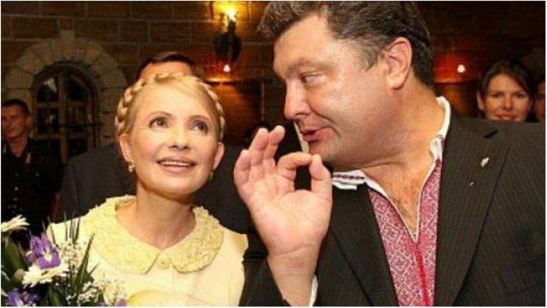 Кем будет Порошенко, если Тимошенко станет президентом? - фото 1