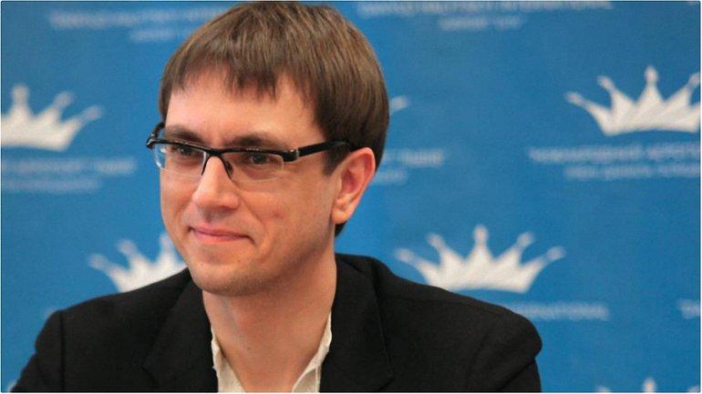 Радостный Владимир Омелян   - фото 1